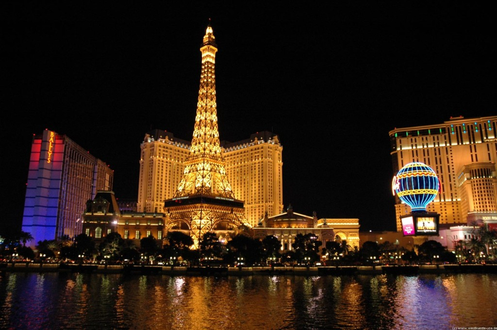 2 las vegas nevada usa for Best december vacations in usa