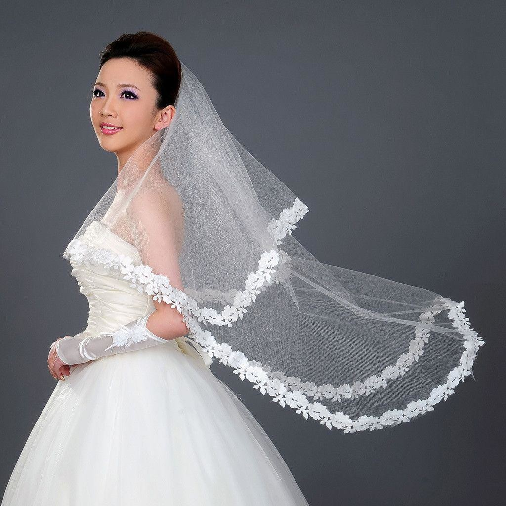 How To Choose Bridal Veil