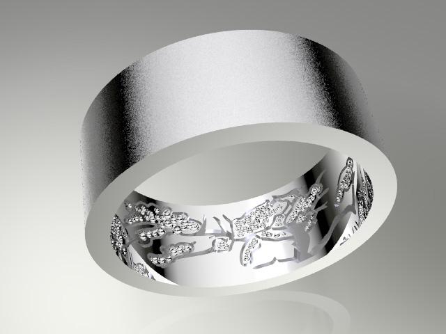 Choosing Wedding Ring For The Groom